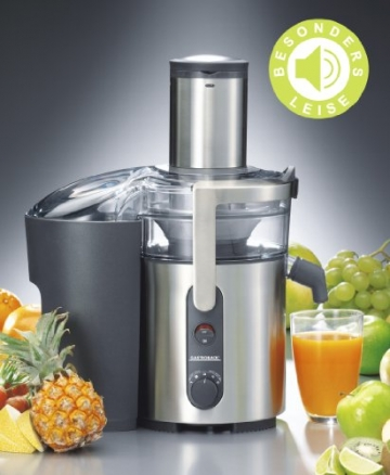Gastroback 40127 Design Multi Juicer VS Test