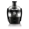 Philips HR1832/00 Viva Collection Entsafter 400 W, kompaktes Design, 1,5 L in einem Durchgang, schnelle Reinigung, schwarz - 1