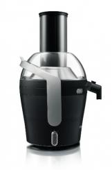 Philips HR1869/01 Entsafter (2 Geschwindigkeiten, XXL Einfüllöffnung) schwarz - 1