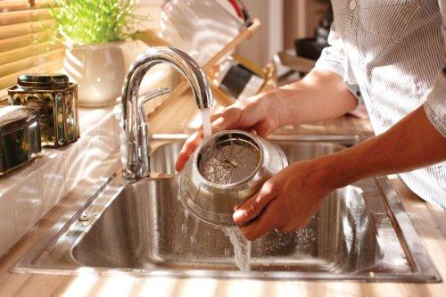 Philips HR1869/01 Entsafter Test Waschen