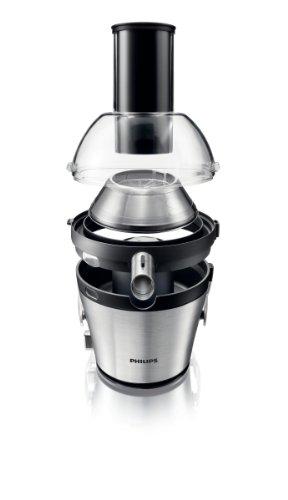 Philips HR1871/10 Entsafter (2 Geschwindigkeiten, XXL Einfüllöffung) silber - 3